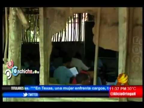 En San Juan Liceo casi callendole arriva a lo estudiante #Video - Cachicha.com