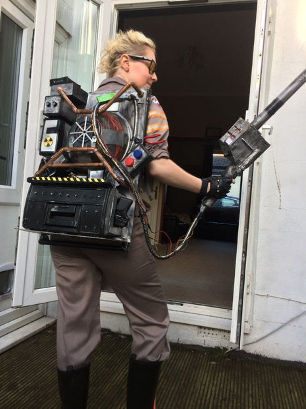 Ghostbusters 2016 Proton pack