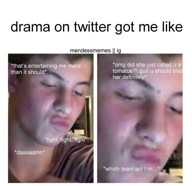 Kinda glad I'm not only twitter anymore bc that drama tho
