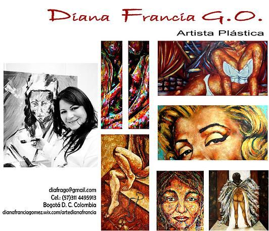 contacto Diana Francia Gomez Ordoñez