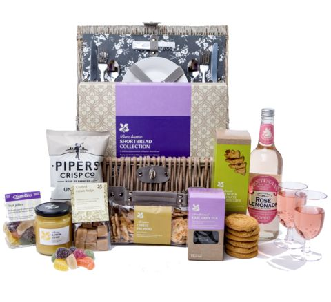 National Trust - A day in the country picnic hamper