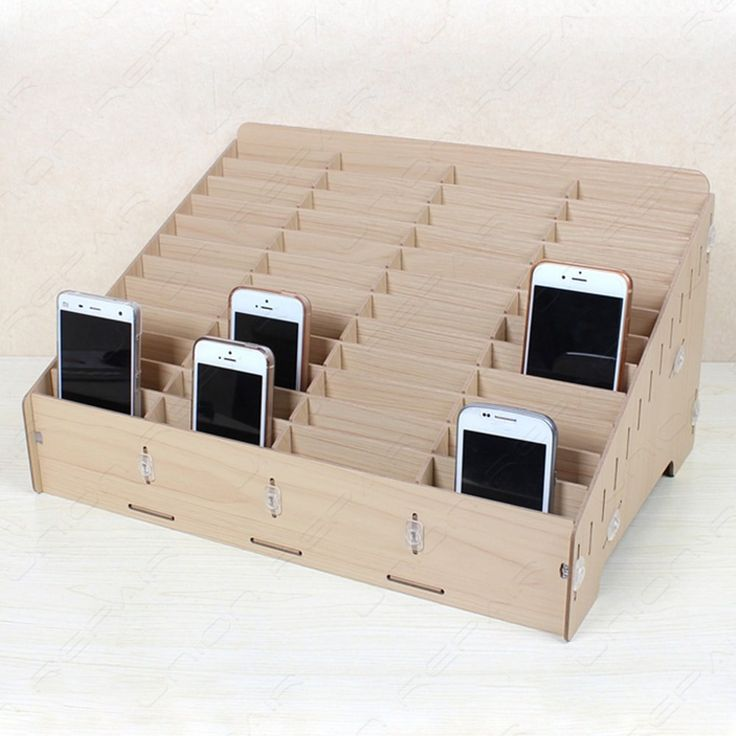 The Woody Mobile Phone Repair Storage Boxwoody material, high durabilityNon-toxic, safe for useSnap-on sealing closure, prevent dust from leaking inFor storing smart components of digital devices, which...