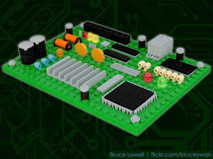 Inspiratie voor LEGOlized versie van de PowerRouter