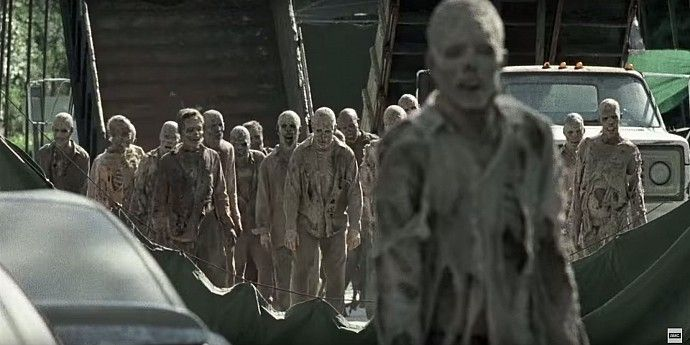 Walking Dead Season 7 Comic Con Trailer Breakdown Whisperers The Walking Dead: New Season 7 Character Explained?