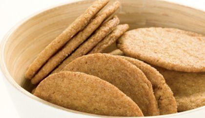 Dolci senza burro: biscotti light con granella di mandorle | Cambio cuoco