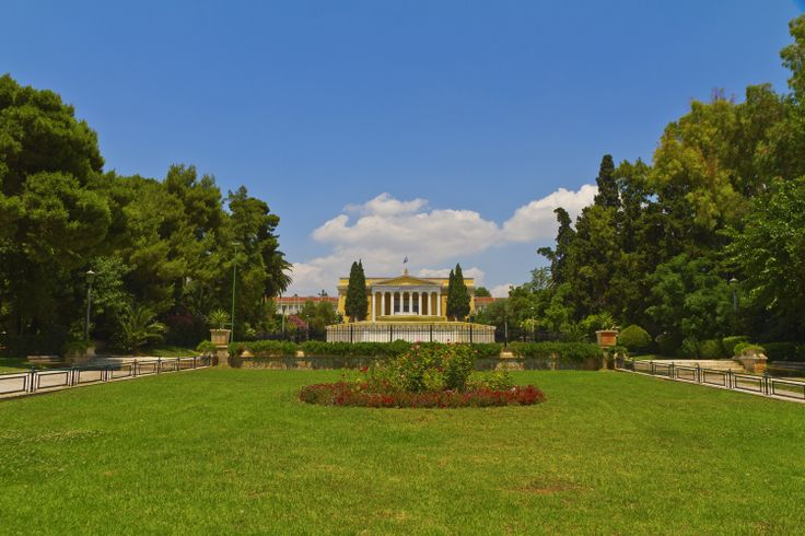 The National Garden is a green area of 15.5 hectares and along with the Zappeion garden (13 hectares), it covers in total 28.5 hectares. In the park you may wander among the plants, the endless native trees and plants from other continents, a beautiful lake, a small zoo, a playground and a children's library. However, in its grounds you will also see ancient ruins, columns, mosaics etc. while at its south part there are the busts of Ioannis Kapodistrias, the great Philhellene Jean-Gabriel…