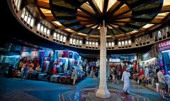 Pick up a bargain at the Muscat Markets - Oman Tourism - Mutrah