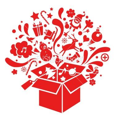 Christmas branding idea