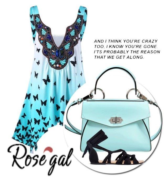 ROSEGAL | Rosegal, Rose gal, Polyvore