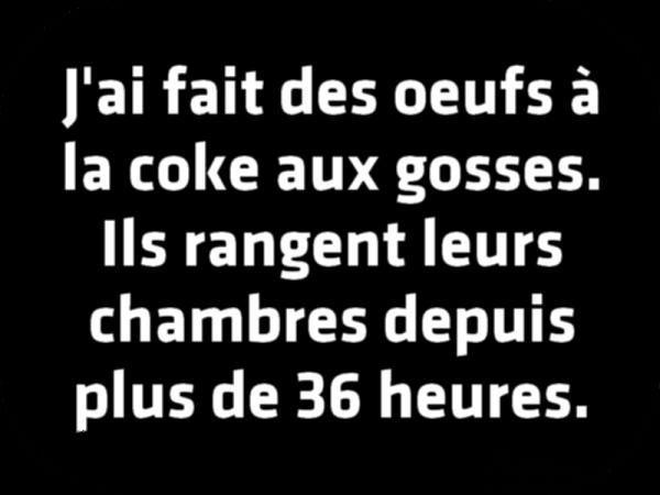 oeufs à la coke