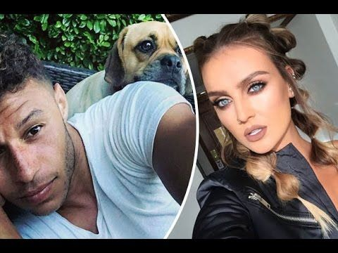 Perrie Edwards 'dating Arsenal footballer Alex Oxlade-Chamberlain'