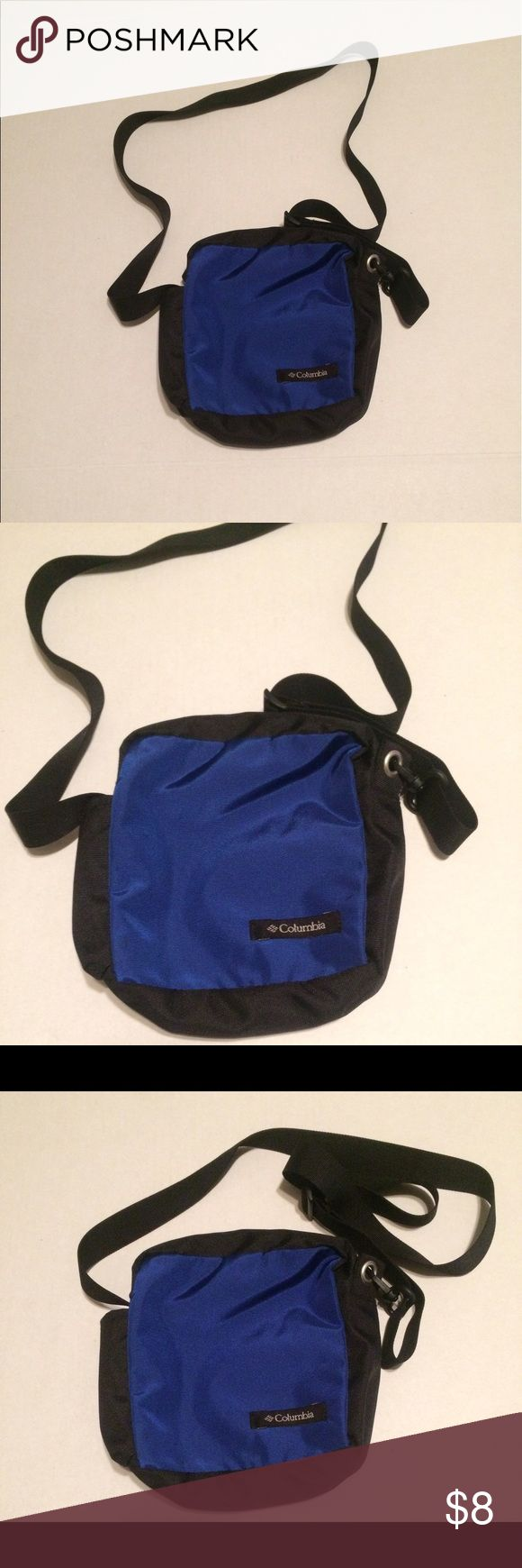 Columbia Sportswear Small Messenger Bag In Unused Condition And No