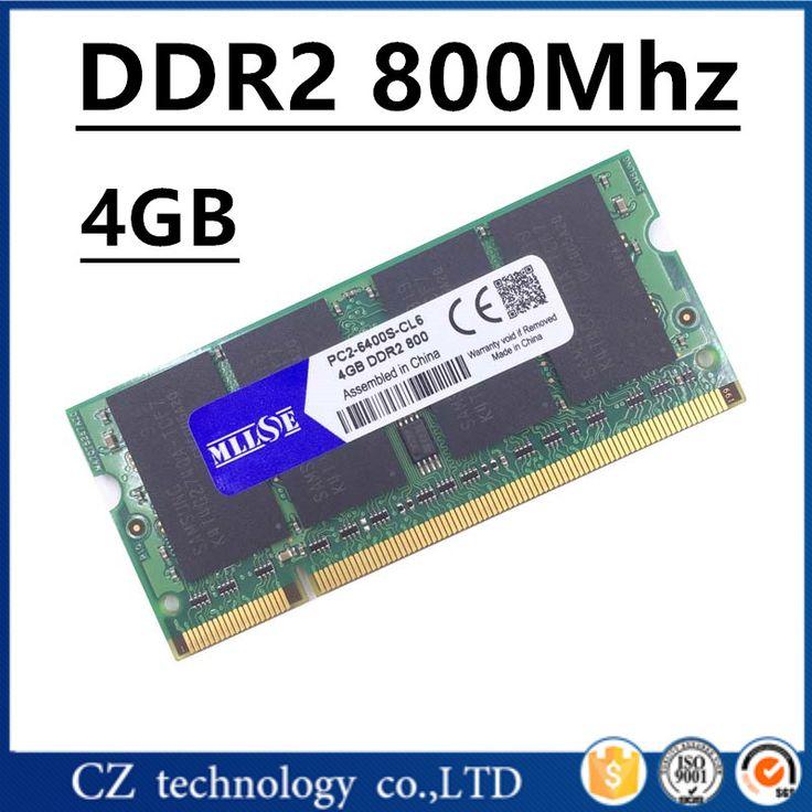 promotion memory ram DDR2 4gb 8gb 800 Mhz PC2-6400 sodimm laptop notebook , memoria ram ddr2 4gb 800Mhz pc2 6400, ddr 2 4gb ram