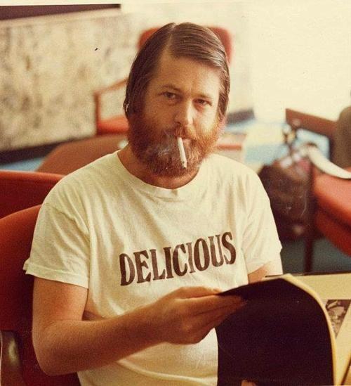The art of the Brian Wilson t-shirt