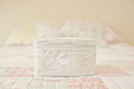Woodland Travel Case Toiletry Bag