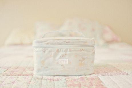 Woodland Travel Case Toiletry Bag