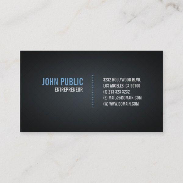 Modern Black Diamond Tile Pattern Business Card Zazzle Com