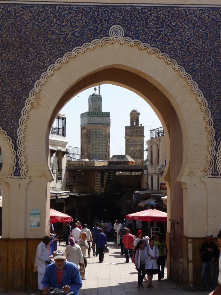 Fes Marokko