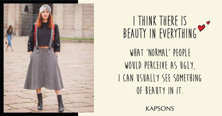 The best fashion is when you dress your heart out... #DressWithKapsons #Kapsons #FashionQuotes