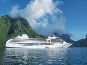 navio_Regent Seven Seas Cruises/ divulgação