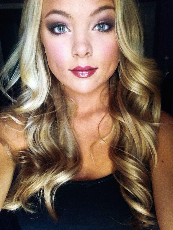 Eye Makeup For Green Eyes And Dirty Blonde Hair Jidimakeup