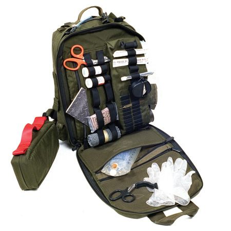 Essential Characteristics of a Medic Bag