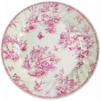 Toile Churchill China Pink Dinnerware  sc 1 st  Pinterest & 116 best Nothing But Toile... images on Pinterest   Toile ...