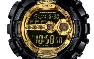 New Black And Gold G Shock 23 Cool Hd Wallpaper 1
