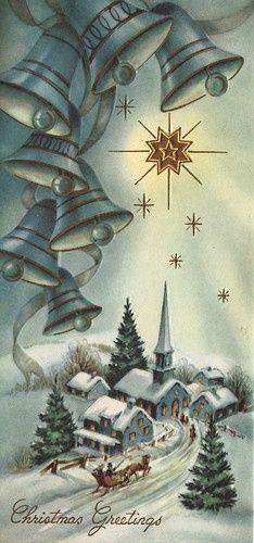 Beautiful Vintage Christmas