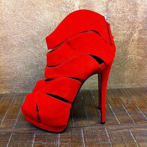 Red high heels!!!