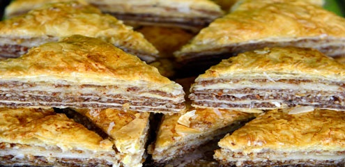 Gleeka Bakery Greek Sweets Capalaba   Must do Brisbane