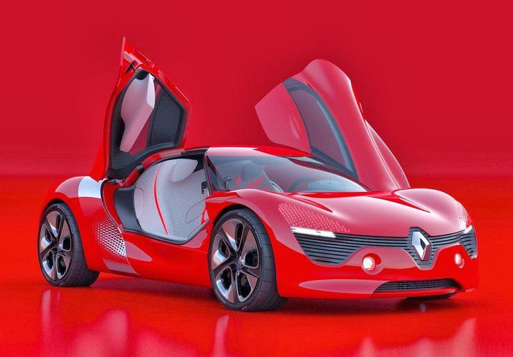 Ultra Tendencias: Renault Dezir, diseño de un objeto del deseo
