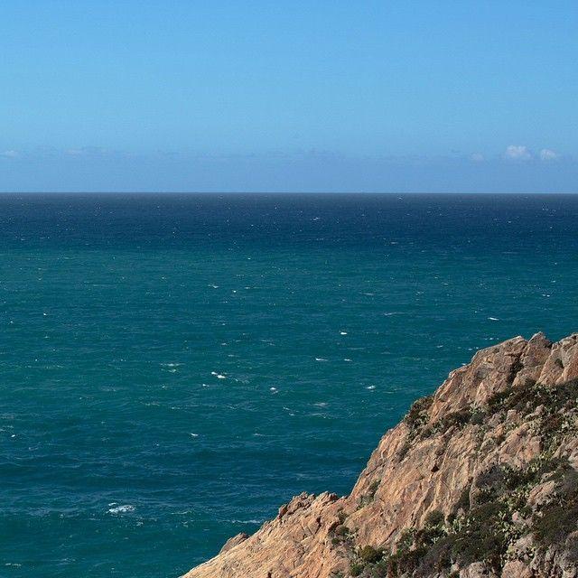 #Atlantic #ocean near #Tangier #atlantique #Tanger #Maroc #Morocco #landscape #paysage #voyage #travelphotography #travel #magazine #ipad #nowmaroc