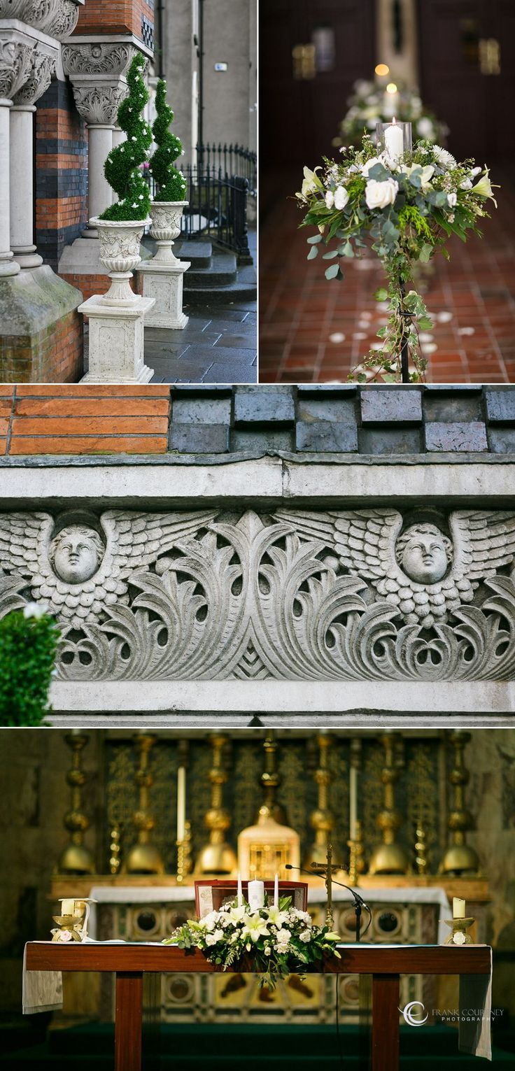 University Church details - St. Stephen's Green