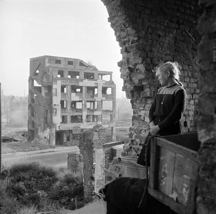 Erich Lessing  GERMANY 1951.