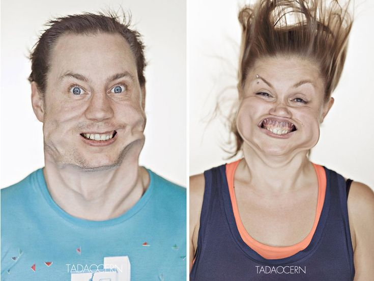 blow job gale force wind portraits by tadao cern