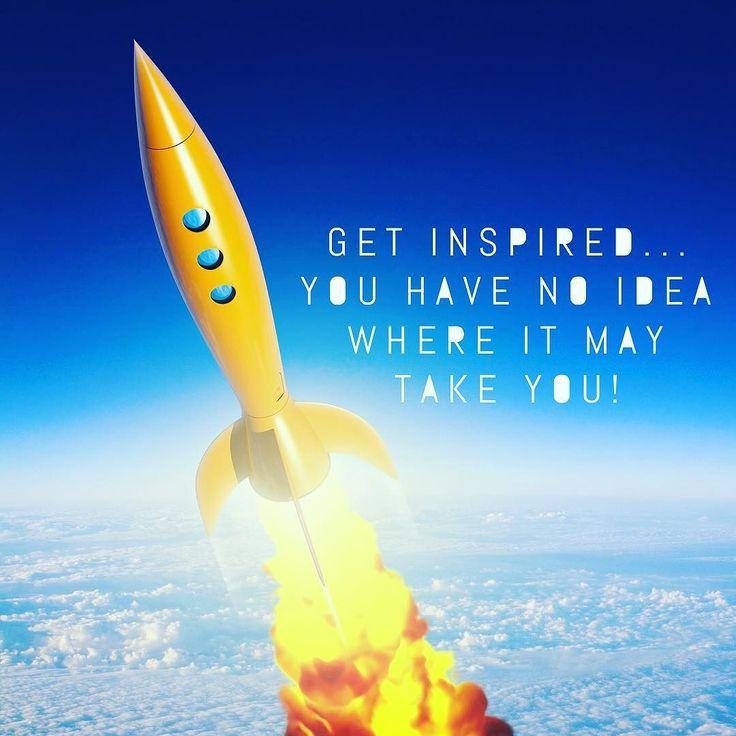 Your rocket ship awaits!  #entrepreneur #instagram #inspiration #smallbusinesstips #smallbusinessowner