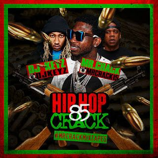 MixTape Download Center: DJ Keyz & Mr. Crack - Hip Hop Crack 85
