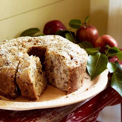 Fresh Apple Cake Recipe - Paula Deen for Good Housekeeping