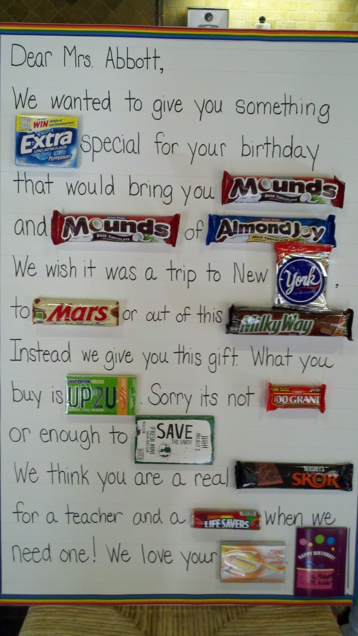 17 best ideas about candy cards on pinterest candy