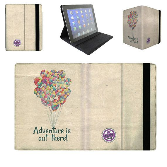 I would love this for my Kindle Fire!  Adventure is Out There  Disney Pixar UP by TheQueenOfCases on Etsy, $29.95