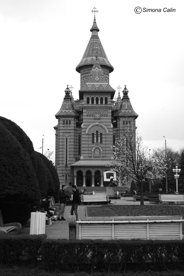 First Love... Black & White mode..( not the church..:)))) )