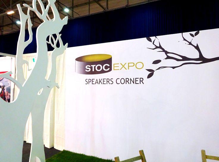 StocExpo Speakers' Corner