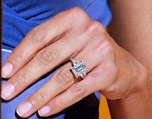 118 Best Celebrity Engagement Rings Images On Pinterest