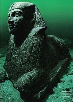 "Divers Enter Underwater Tomb in Pyramids of Mysterious ""Black Pharaohs"" A5b6ee08d45c2dd3bb2f1b7f87a8dff8--alexandria-underwater"