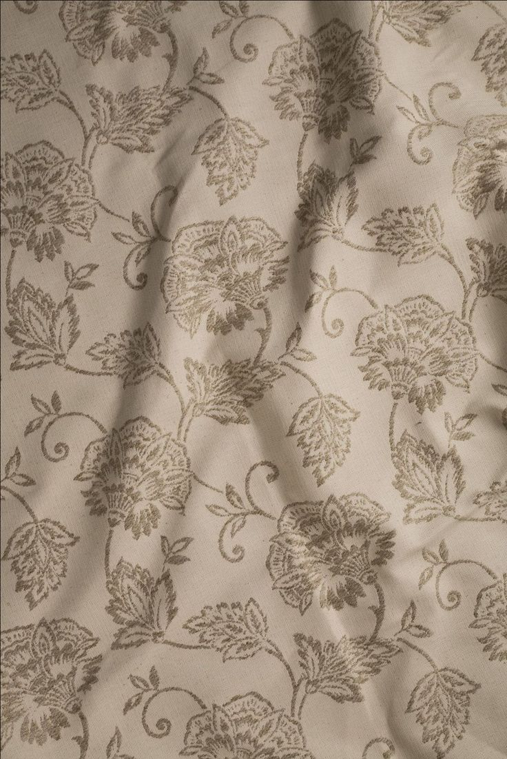 Poetry, a new collection of natural fabrics from Svenmill Ltd