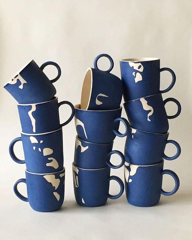 Helen Levi Ceramics | handmade mugs