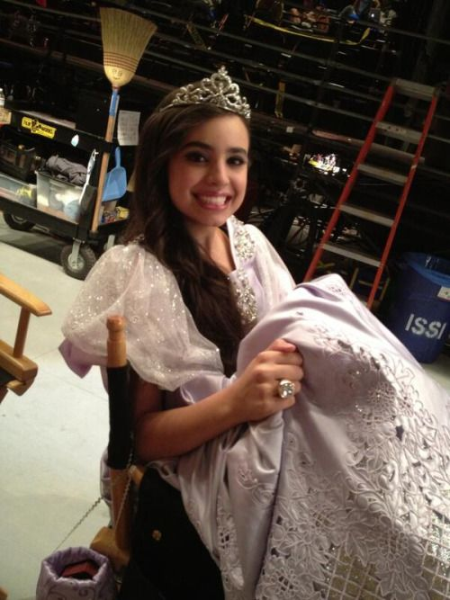 From Sofia Carson Austin and Ally | carrie wampler