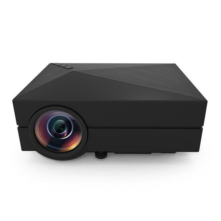 "The 5 Best Cheap Projectors: Best Budget: LDdirect US Full Color Max 130"" Portable Screen  Since I don't plan on getting a television, I'd like to have a decent projector."
