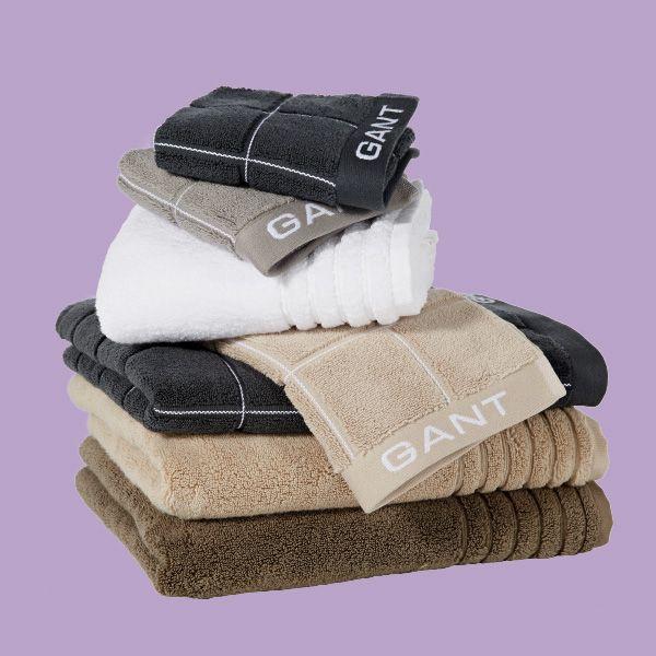 Gant-pyyhkeet alk. 12 €. Gant Store, 2. krs.